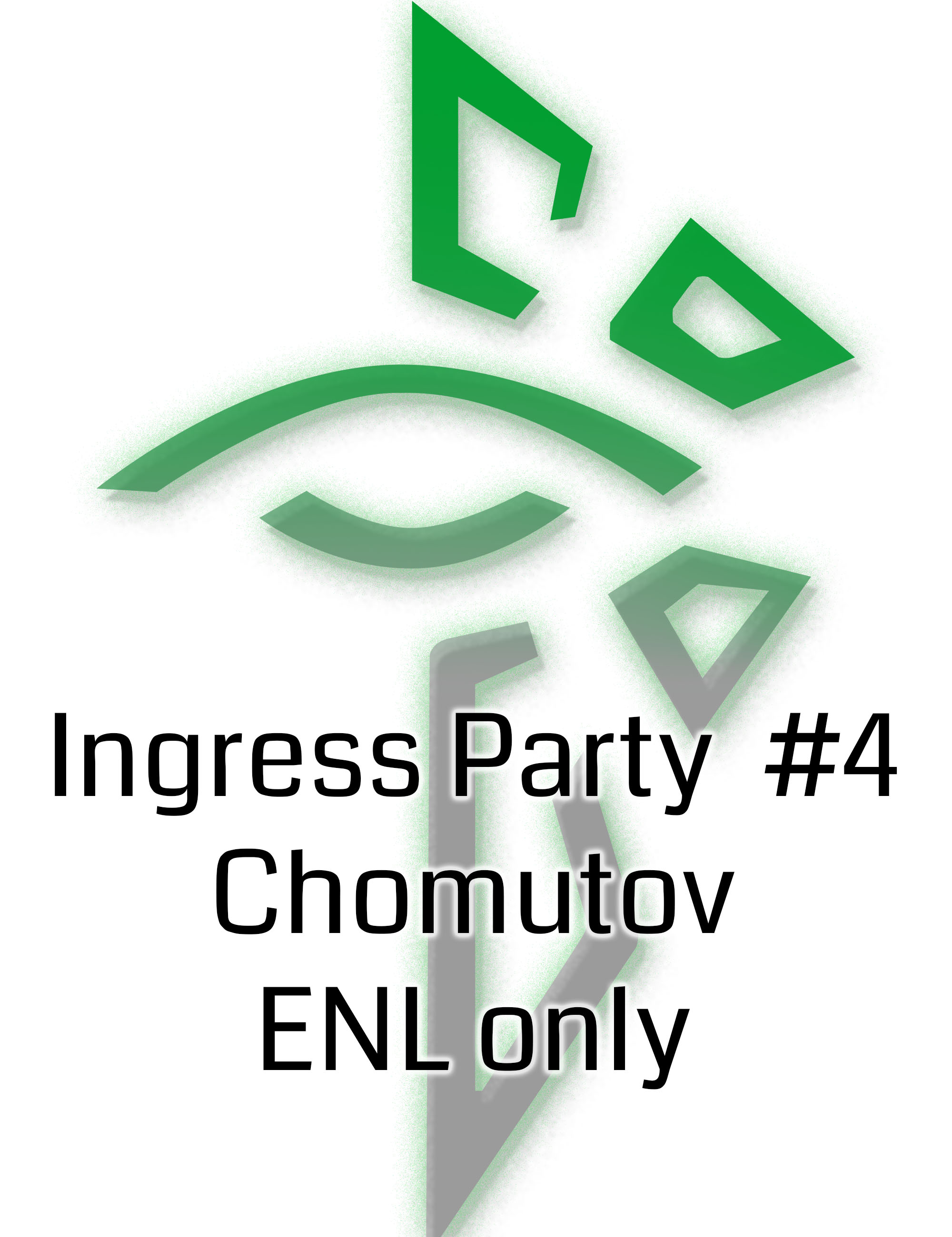 Ingress Party #4 - Chomutov - ENL only