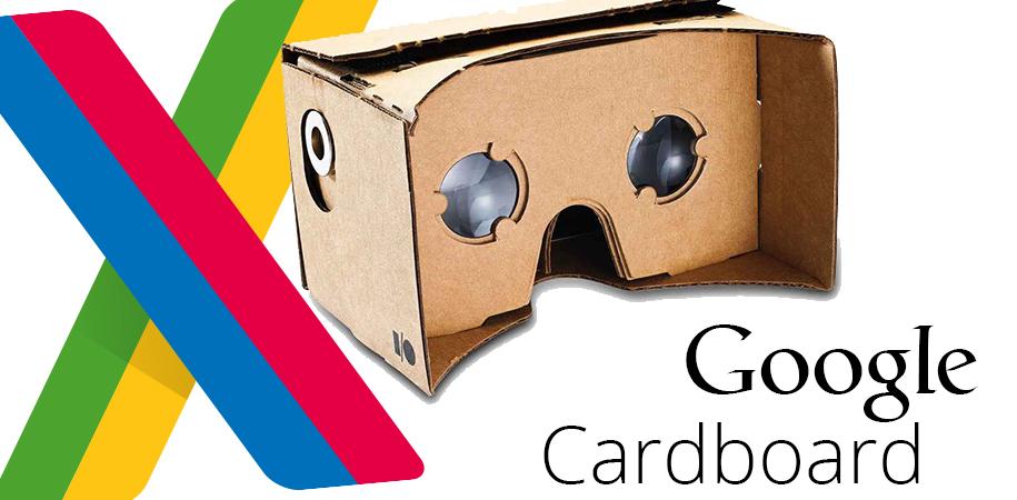 Virtuální Realita pro každého: Google Cardboard